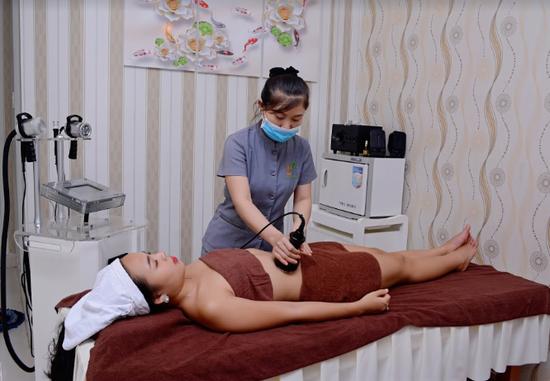 Chăm sóc da mặt cơ bản tại Lê Nguyễn Spa