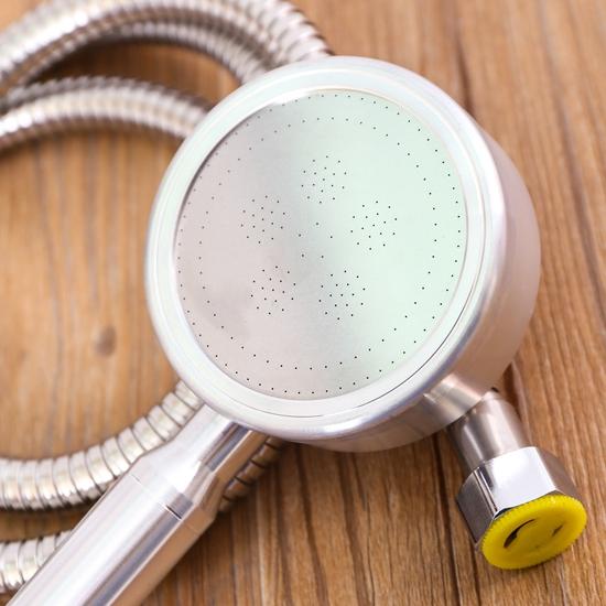 Vòi sen tăng áp lực nước loại to kèm dây