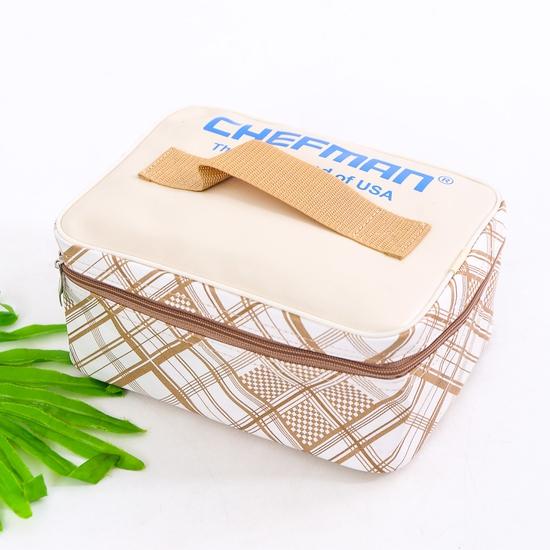 Hộp đựng cơm Chefman CM112i lõi Inox chính hãng - Bảo hành 24 tháng