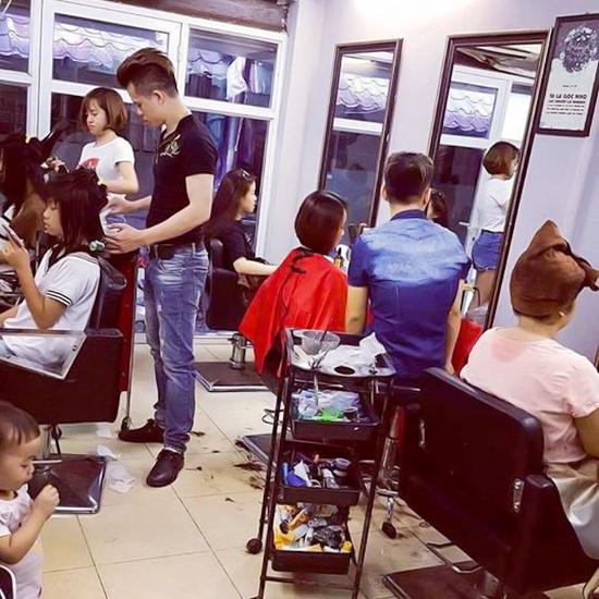 Voucher giảm giá mọi dịch vụ - Tiệm làm tóc G.O.D