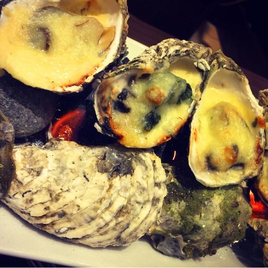 Set ăn hải sản phong cách Âu + đồ uống đẳng cấp 4* Nhà hàng Authentic Panorama
