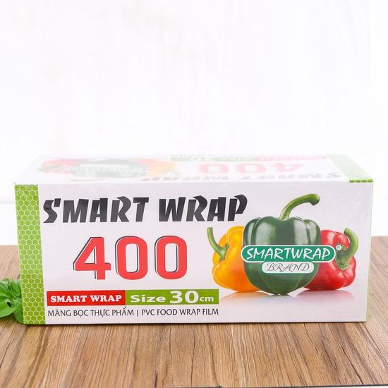 Màng bọc thực phẩm Smart Wrap 30cm x 300m