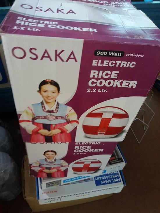 Nồi cơm điện Osaka 2,2L