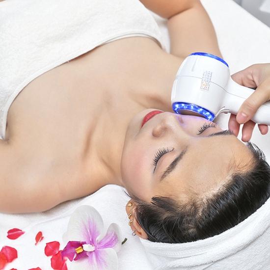 Massage body thải độc ruột tặng chăm sóc da mặt Khánh Hương Spa