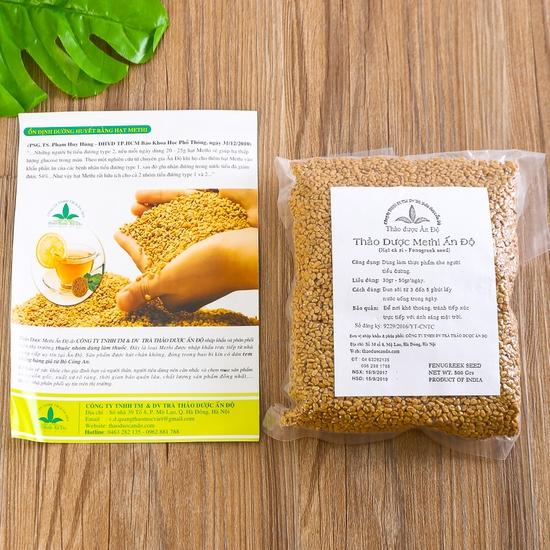Combo 2 túi thảo dược Methi Ấn Độ (500g/1 túi)