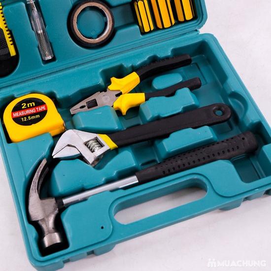 Bộ dụng cụ sửa chữa đa năng 16 món tiện dụng