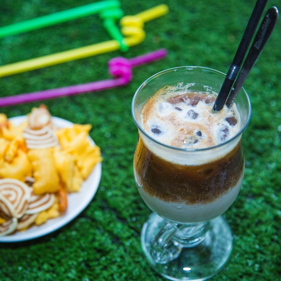 Voucher giảm giá toàn menu tại The Garden Coffee