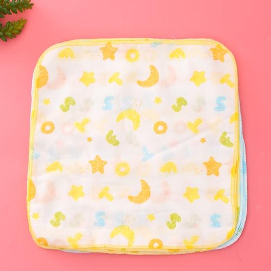 Set 16 khăn xô hoa xuất Nhật - an toàn cho da bé