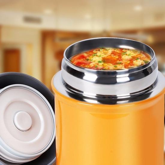 Bình ủ giữ nhiệt 600ml nhỏ gọn, tiện dụng