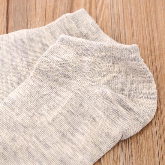 Set 5 đôi tất cổ ngắn Muji cho Nam