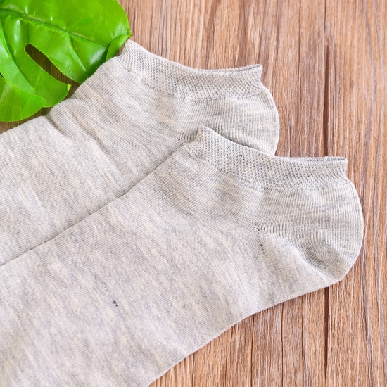 Set 10 đôi tất cổ ngắn chống hôi chân xuất Nhật