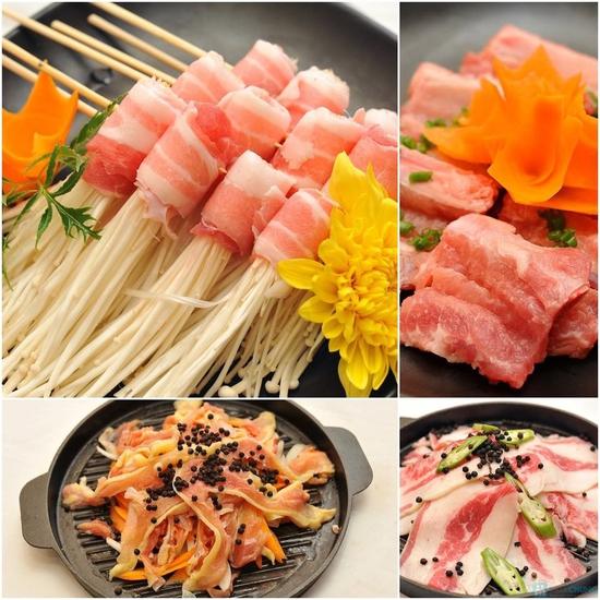 Buffet nướng Hàn Quốc ăn thả ga tại Moon BBQ