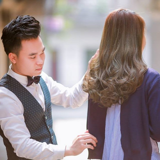 1 trong 3 gói tóc tặng hấp- Hưng Nguyễn Hair Salon