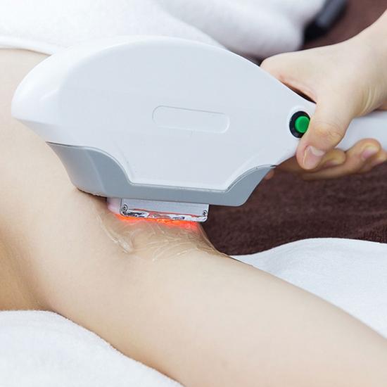 Trọn gói triệt lông nách Diode Laser không bù tiền Thủy Nguyễn Spa