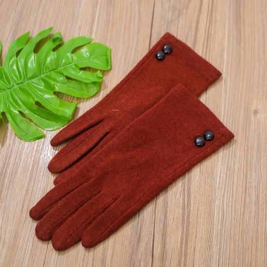 Găng tay nỉ giữ nhiệt cảm ứng tiện dụng