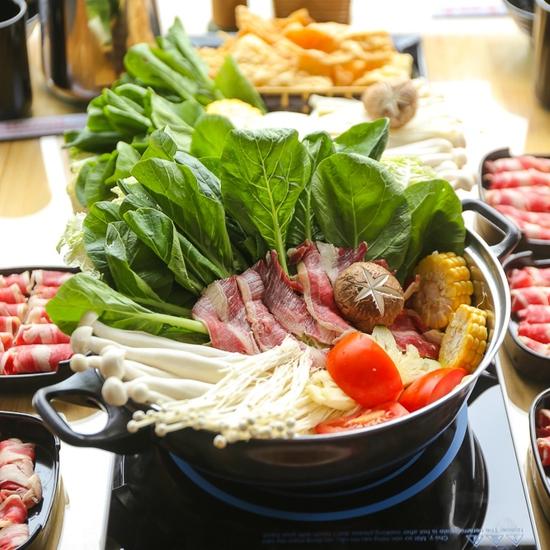 HOT - Buffet lẩu bò Úc ăn thả ga tại NH Năm Thành
