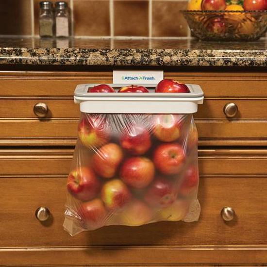 Giỏ rác thông minh kèm 01kg túi đựng