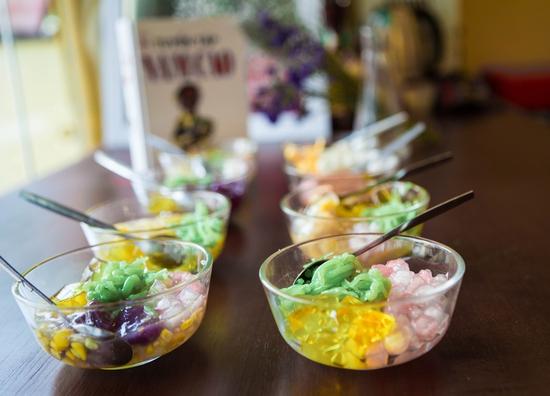 Voucher ăn chè thỏa thích- Nhà hàng Chè Thái 4 Hào