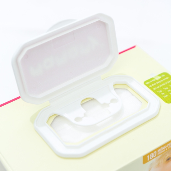 03 hộp khăn cotton đa năng Mamamy (180 tờ/1 hộp)