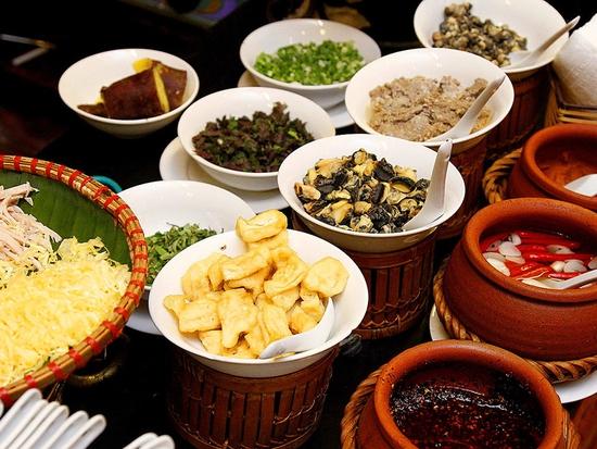 Buffet Việt - Hồn Ẩm Thực Việt Giữa Lòng Hà Nội