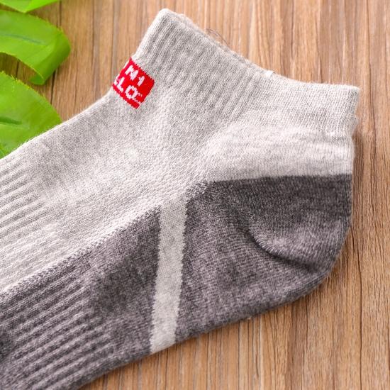 Combo 5 đôi tất nam cổ trung hàng xuất Nhật