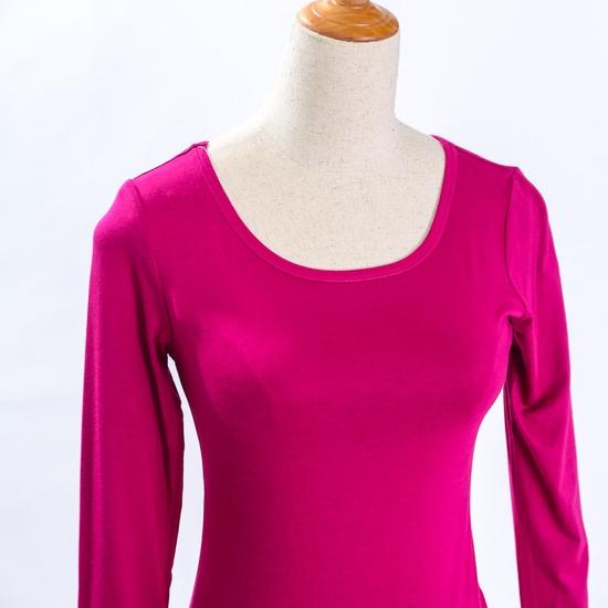 Áo cotton giữ nhiệt dài tay cho nữ - hàng VN
