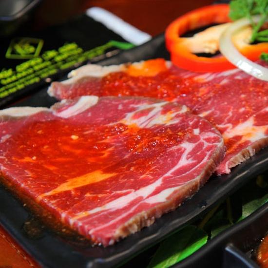 Buffet 50 món Nướng Lẩu Nhật Bản tại Sakaku BBQ