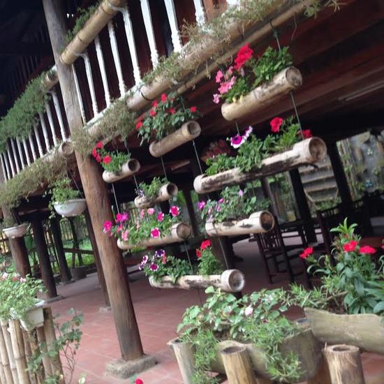 Voucher nghỉ dưỡng cho 2N nhà vườn Rose House 2N1Đ