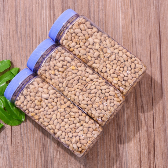 3 hộp đậu nành sấy giòn thơm ngon, bùi ngọt (300g)