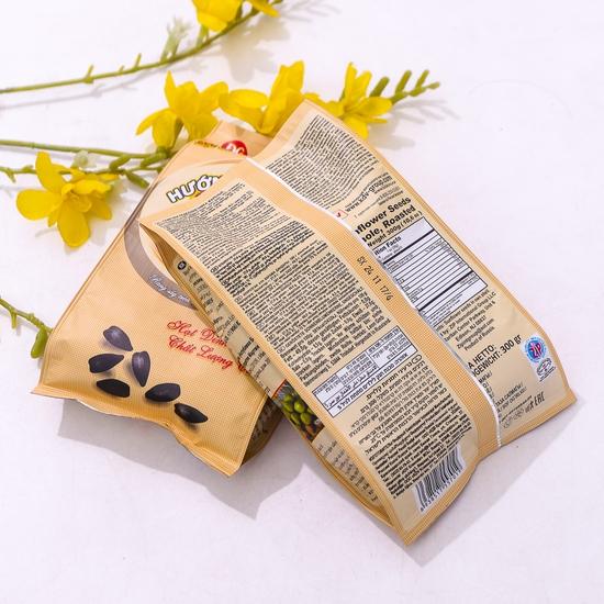 Combo 2 gói hạt Hướng dương Nga vị dừa 300g