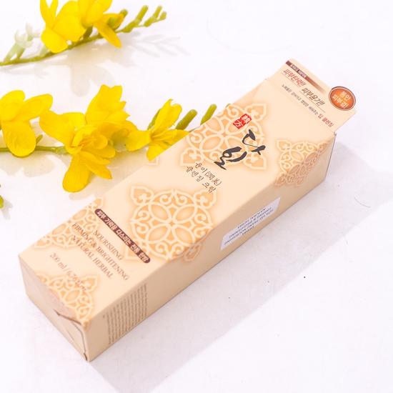 Kem tẩy trang DaBo Natural tẩy trang, dưỡng trắng