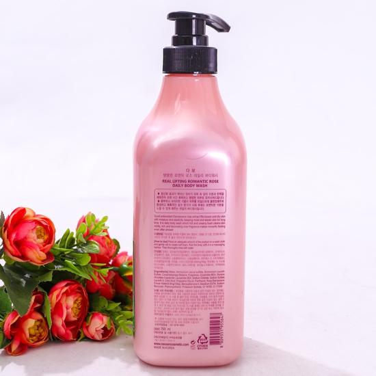 Sữa tắm cao cấp DaBo Hàn Quốc nhiều mùi hương