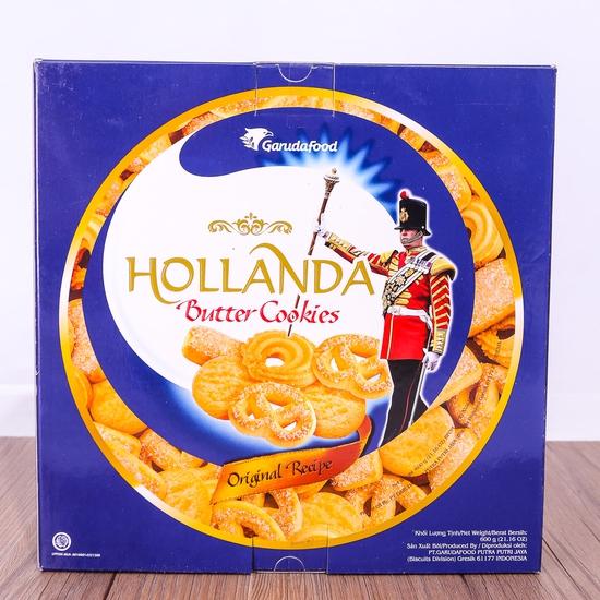 Bánh quy Hollanda thơm ngon, giòn ngậy - Indonesia
