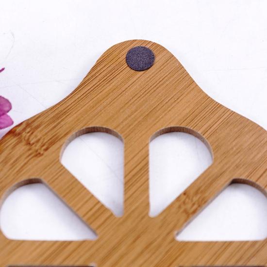 Combo 3 đế lót nồi bằng gỗ chịu nhiệt