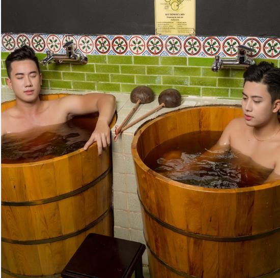 Massage body phòng VIP tại Cham Spa &Massage
