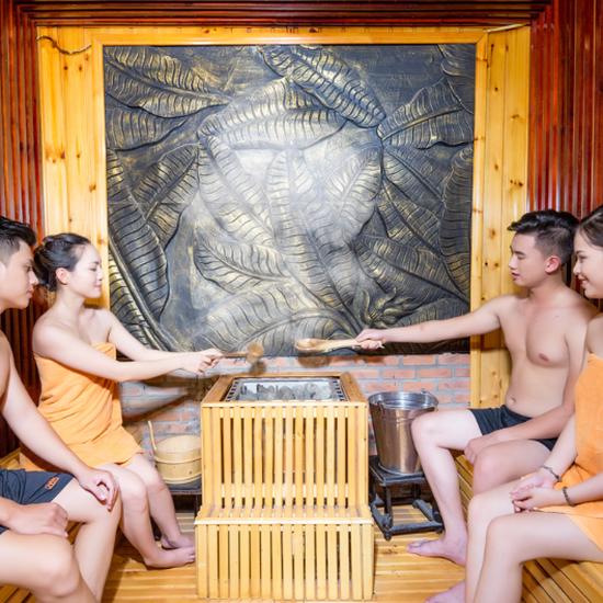 Triệt lông 2 nách bằng công nghệ Diode laser tại Cham spa & Massage