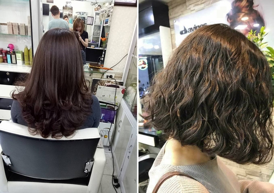 Tóc đẹp đón xuân với 1 trong 7 gói tóc tặng hấp
