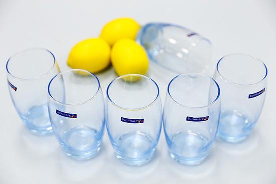Bộ 6 ly thủy tinh cao Luminarc 350ml