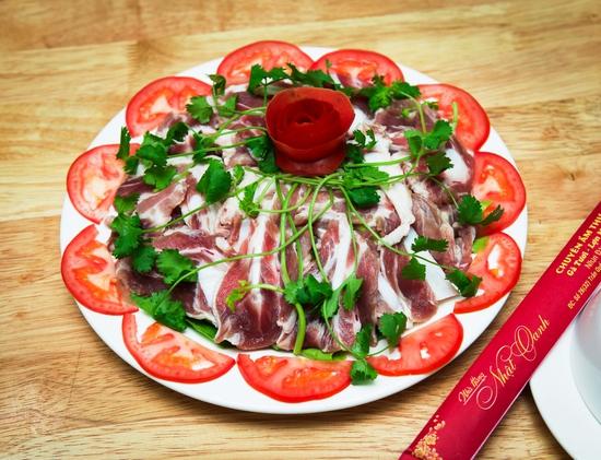 Đặc sản lẩu cua đồng nước trong ngon quên sầu 4-5N Nhà hàng Nhật Oanh