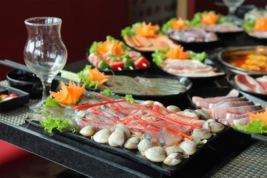 Buffet Lẩu Nướng tại NH Nướng F3 BBQ Phạm Văn Đồng