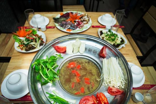 Lẩu Thái đặc biệt+ nhiều món ăn kèm hấp dẫn cho 4N Nhà hàng Nhật Oanh