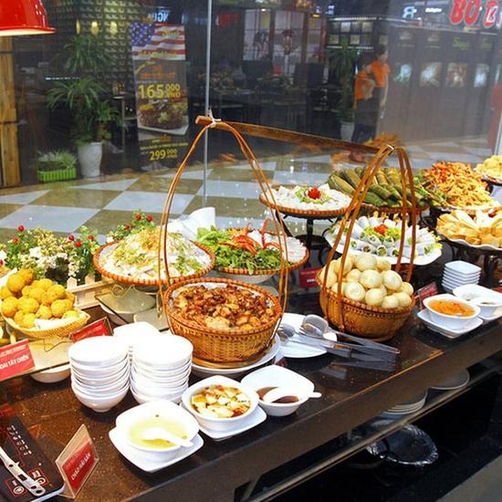 Buffet Lẩu hoặc Nướng NH Dedi Deli BBQ- Royal City