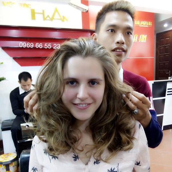 Gói làm tóc thuốc L'oreal cao cấp - Viện tóc Hà An
