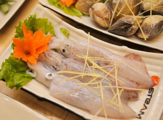 Set ăn Đại dương hạnh phúc cho 4-6N tại NH iSteam