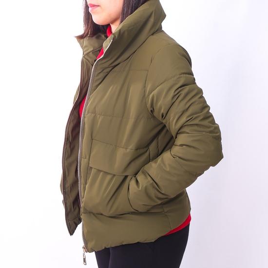 Áo phao nhẹ ấm, kiểu dáng thời trang - hàng VN