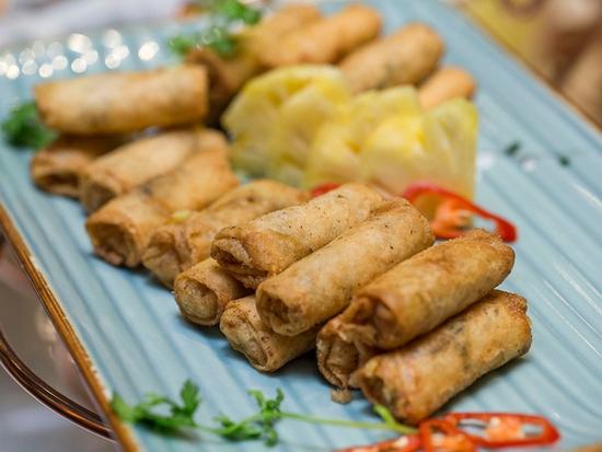 Buffet Chay Hương Thiền - Trải Nghiệm Mới Về Ẩm Thực Chay Giữa Lòng Hà Nội