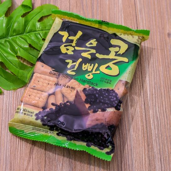 Combo 05 gói bánh quy đậu đen (90g/ gói) Hàn Quốc