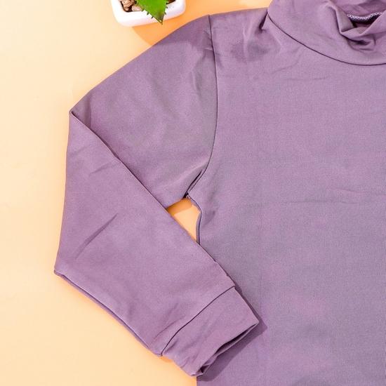 Combo 3 áo giữ nhiệt lót nỉ cho bé size 1-4