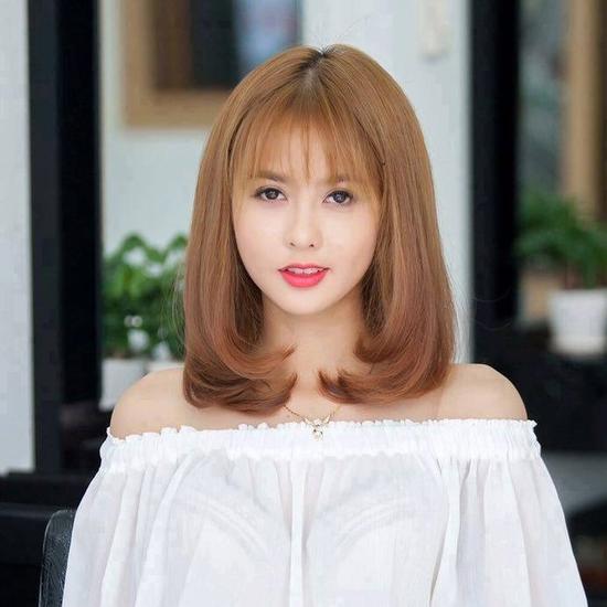 Trọn gói làm tóc đón năm mới-Hair Salon Trang Bông