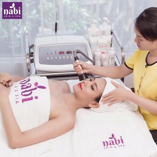 Chăm sóc da mặt dưỡng trắng, cấp ẩm chuyên sâu Nabi Skin & Spa